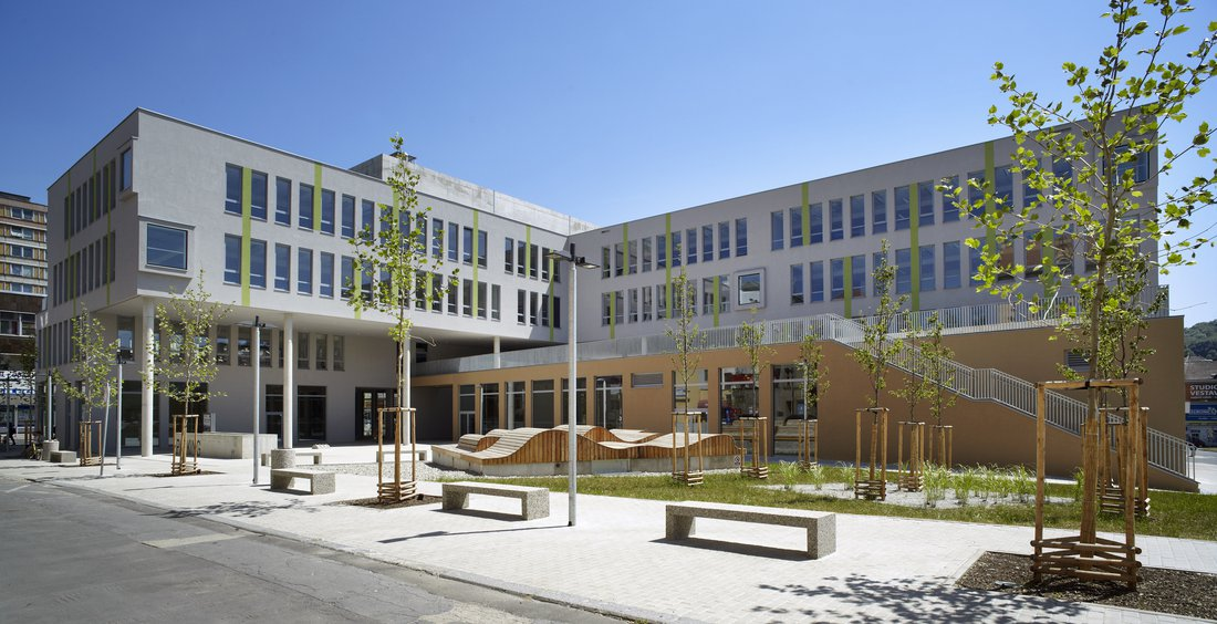 CPI City Center - Wavin Ekoplastik